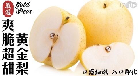 水果/梨山/水梨/秋梨/韓國梨/爆汁黃金梨禮盒/季節限汁/潤喉/果汁