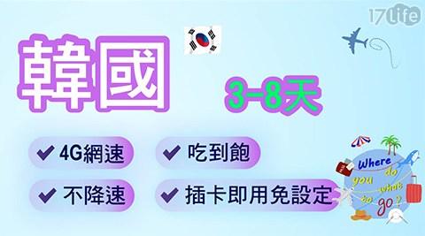 韓國/網卡/網路卡/漫遊卡/上網卡/漫遊/出國/3G卡/4G卡