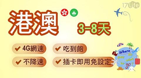 網卡/無線網卡/上網卡/3G卡/4G卡/漫遊卡/香港/澳門/出國/港澳/吃到飽