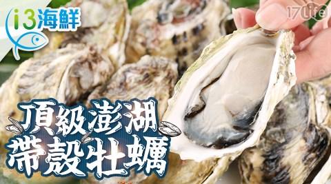 愛上海鮮/愛上新鮮/海鮮/牡蠣/澎湖帶殼牡蠣/澎湖