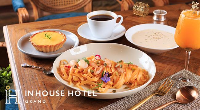 薆悅酒店 ANGEL CAFÉ-激推美味經典獨享餐