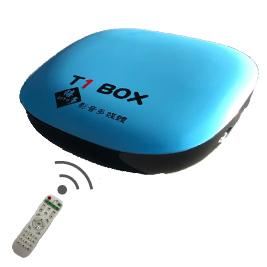 T1BOX-4K智慧電視購物機上盒