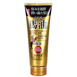 舒妃北海道馬油強效保濕護髮膜