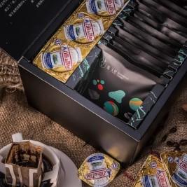 首創正統防彈咖啡禮盒組-附電動攪拌棒