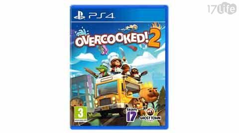 PS4/Overcooked2/煮過頭2/烹飪