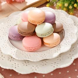 法式繽紛馬卡龍6種綜合口味
