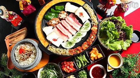 東大門韓國烤肉料理館《台南永華店》