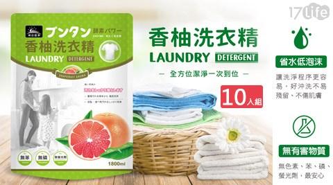 朝日田野/洗衣精/濃縮/香柚/洗衣/補充包