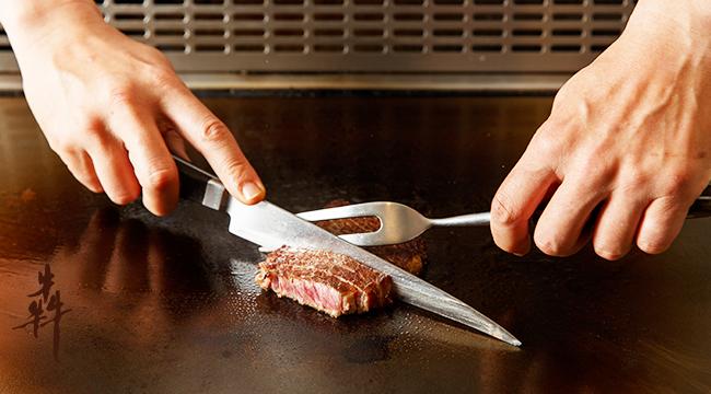 【犇 鐵板燒】米其林鐵板燒雙人饗宴