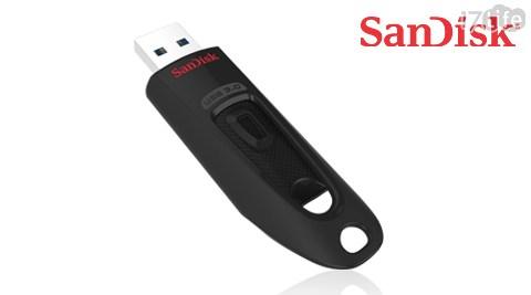 只要 449 元 (含運) 即可享有原價 999 元 (買一送一) SanDisk Ultra USB 3.0 隨身碟(CZ48) 16GB