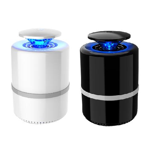 【OZAWA 大澤】USB吸入式靜音LED捕蚊燈 1入/組