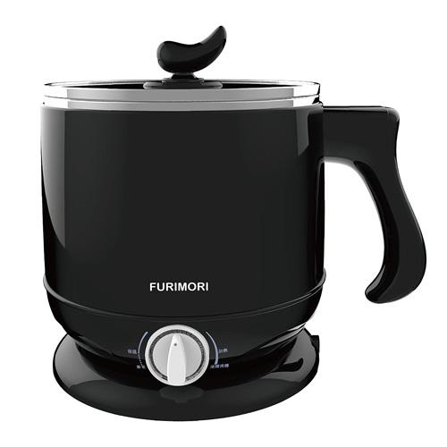 【富力森】雙層隔熱不鏽鋼美食鍋FU-Q220 1入/組