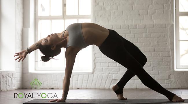 ROYAL YOGA-曼妙瑜珈新生活態度課程