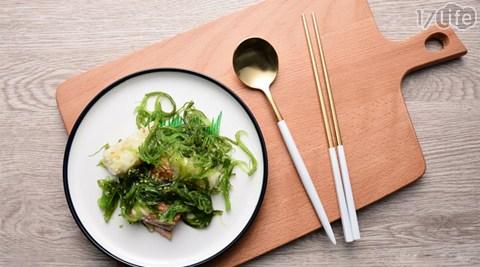 歐洲奢華不銹鋼餐具2件組/餐具/不鏽鋼/湯匙/叉子